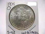 Morgan Dollar 1904-S BU