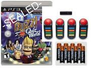 PS3 Buzzers