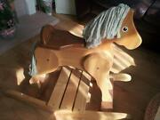 Rocking Horse Tail