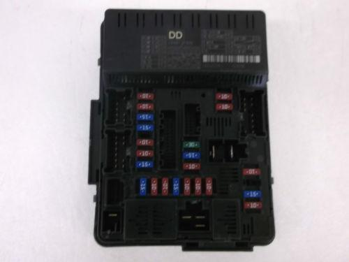 Nissan Altima Fuse Box