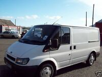 Wannted scrap transits/non runners/damaged