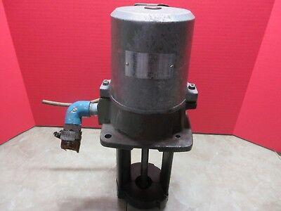 Fuji 3 Phase Electric Oil Pump Vkp071a 180w 2p Cnc Coolant