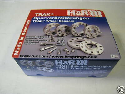 HA40mm für MERCEDES SLK R170//R171 inkl SPURVERBREITERUNG VA20mm Radschrauben