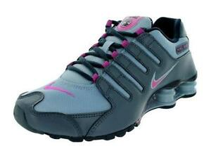 Nike Shox Black And Blue Womens