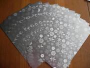 Large Card Sheets