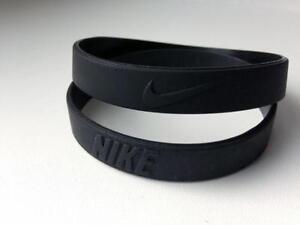 the latest 8897b 76708 Nike Wristband Black