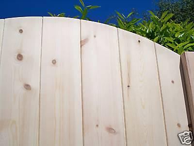 Custom Made - HEAVY DUTY - T/G Solid Boarded Wooden Garden Pedestrian Side Gates