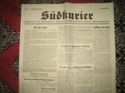 Zeitung 1945