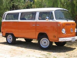 Looking for 1974 vw vanagon parts