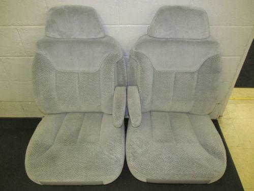 Chevy Suburban Bucket Seats | eBay