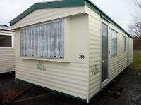 Static Caravan Atlas Mirage 2002 Model Free Transport Anywhere In The UK