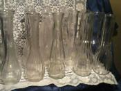 Wedding Centerpiece Glass Vases