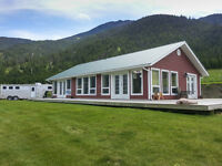 6507 Hwy 97, Falkland BC - Opportunity-Filled Property!