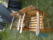 Massivholz-gartenmöbel