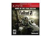 Fallout 3 Game of The Year PS3