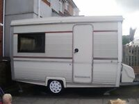 WANTED POP UP OR FOLDING CARAVAN