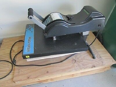 Hotronix Heat Press Machine