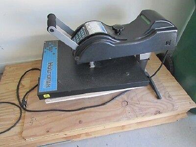 Hotronix Heat Press Machine