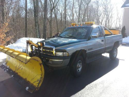 Plow Trucks For Sale >> Plow Truck Ebay