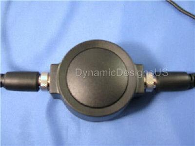 как выглядит Гарнитура или наушник для рации Tactical Heavy Duty Throat Microphone for Kenwood TK TH Baofeng Wouxun Radios фото