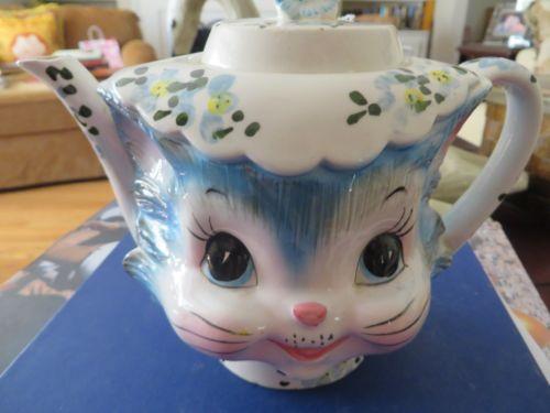 Vintage Lefton Teapots Ebay