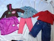 Girls Next Bundle 12-18 Months