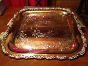 Oneida Silverplate Tray