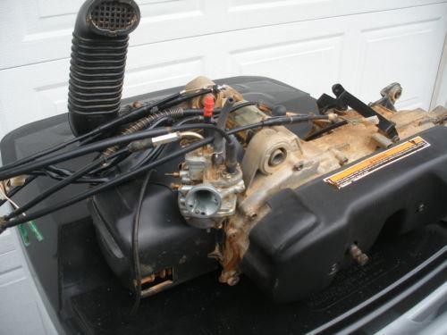 2003 polaris predator 50cc parts