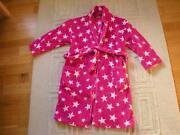 Girls Fleece Dressing Gown