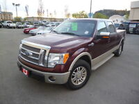 2009 FORD F150 KING RANCH 4X4