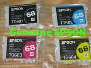 Epson 68 Ink