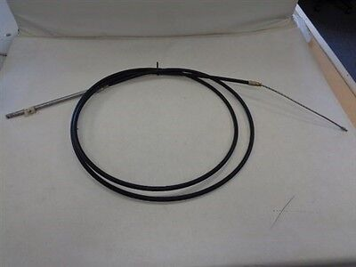 MORSE CONTROLS E300621 STEERING CABLE 16' MARINE BOAT Morse Steering Controls