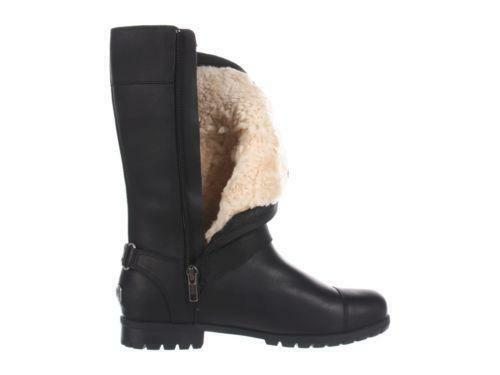 Fantastic The Sivada Waterproof Boot Features A Rubber And Suede Upper And Sheepskin Insole To Keep You Warm And Dry EVA Insole Lined With 7mm Curly UGGpure Wool Rubber Outsole Rubber Upper Waterproof Suede Shaft Decorative Strap With