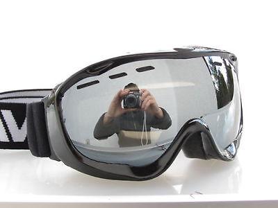 Alpland Skibrille Schutzbrille  Herrenbrille  Damenbrille für  Brillenträger