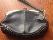 Coach Framed Wristlet