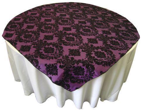 Plum Tablecloth Ebay