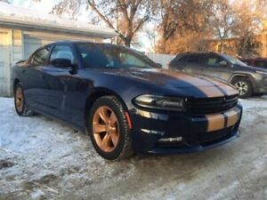2017 Dodge Charger SXT  Easy Auto Financing...0 down
