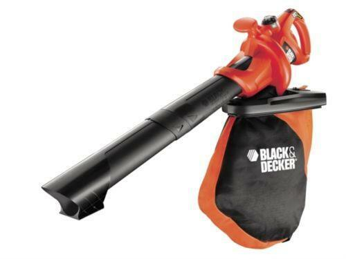 black and decker leaf blower ebay. Black Bedroom Furniture Sets. Home Design Ideas