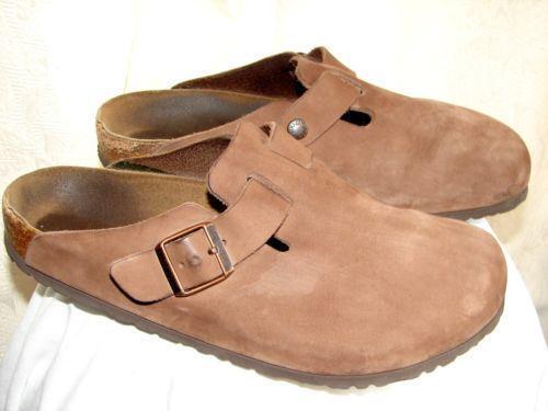 birkenstock boston clogs clothing shoes accessories ebay. Black Bedroom Furniture Sets. Home Design Ideas