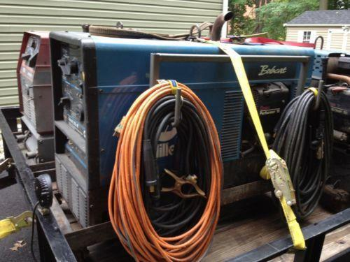 Lincoln Welders For Sale >> Miller Bobcat 225: Welders | eBay