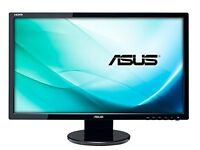 ASUS VE247H 24 inch 1080p 2ms Gaming Monitor