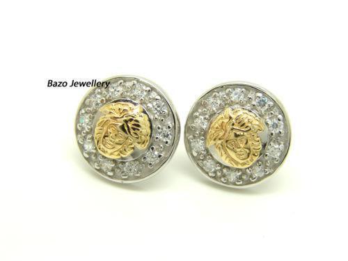 a01836a2e Versace Earrings | eBay