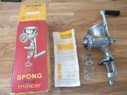Spong Mincer