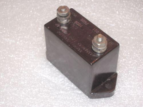 High Voltage Capacitor Ebay