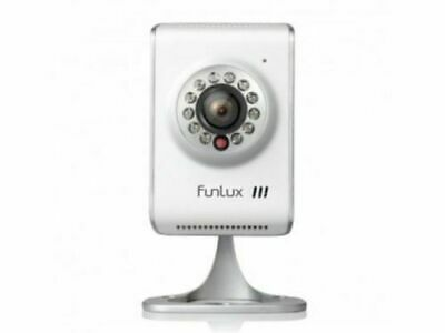 Funlux HD 720p IP Network Indoor WiFi 2-Way Audio Night Vision Security Camera