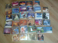 Joblot Of 91 New Unopened Global Journey Relaxation CD's
