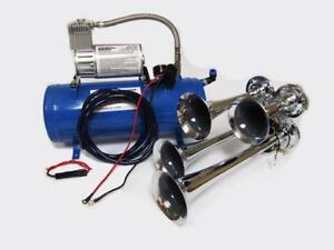 air horn compressor train horn 12v air compressor