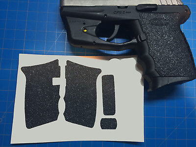SCCY CPX1 CPX2 CPX3 Rubber Tactical Gun Grips! Way Better Grip! Perfect