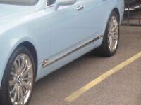 Bentley Mulsanne Original 21 inch Alloy Wheels & Tyres set of 4