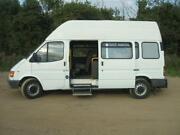 Transit camper Vans Motorhomes